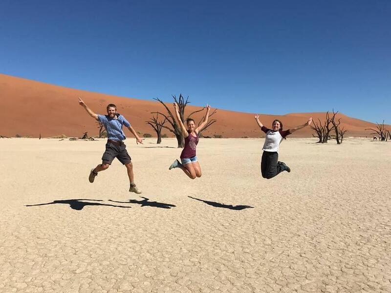 Namibia Safari Tour