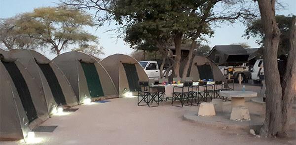 Namibia Camping Trail