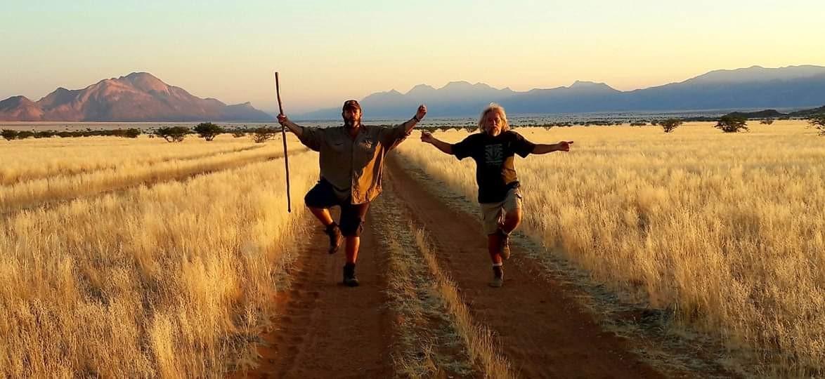 Namibian Walking Safari